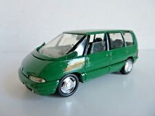 SOLIDO 1522 RENAULT ESPACE VERT ANGLAIS 1/43  TBE  MADE IN FRANCE