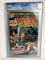 Marvel Comics Howard the Duck # 1 CGC 9.6, 1976 By Steve Gerber & Frank Brunner