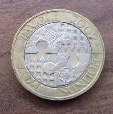 £ 2 coin/Two Pound Coin acte d'union entre l'Angleterre et l'Écosse-Tercentenary