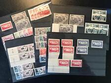 Lot / Stock timbres Poste Aérienne depuis 1930 Neufs**(Maj.) & * TB dt signés