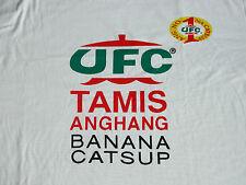 New UFC TAMIS ANGHANG BANANA CATSUP  Shirt Mens M Philippines