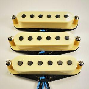 Wiggins Brand, Vintage Traditional's, Strat guitar pickup set, 60's, Alnico
