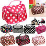 Cosmetic Make Up Travel Toiletry Bag Case Wash Holder Organizer Handbag Large