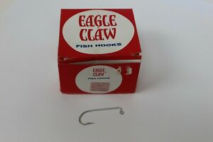 Eagle Claw Jig Hook Fishing Hooks 100 Pieces 635CAT Size 4/0