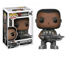 "#198 AUGUSTUS COLE POP VINYL ""GEARS OF WAR"" POP GAMES NEW IN BOX FUNKO (#4000)"