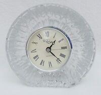 Vintage Studio Novo Germany Quartz Crystal Desk Clock #4159