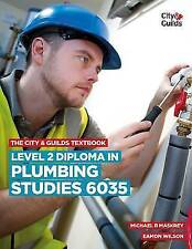 The City & Guilds Textbook: Level 2 Diploma in Plumbing Studies 6035 by Anthony Griffith, Michael B. Maskrey (Paperback, 2013)