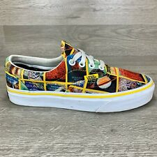 Vans National Geographic Limited Edition 721356 LowTop Shoes Womens Size 5.5