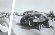 """Drag Racing- 1940 Chevy Coupe-C/Gasser-""""Whitney's Special""""-Connecticut Dragway"""