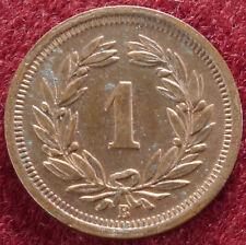 Switzerland 1 Rappen 1928 (C1802)