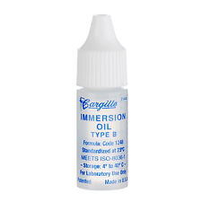 AmScope ML-B Microscope Immersion Oil 1/4 Oz Type B
