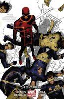Uncanny X-Men 6 : Storyville, Paperback by Bendis, Brian Miachel; Bachalo, Ch...