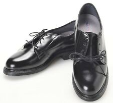 Capps Cage Prime Military Dress Oxford Black Shoes Womens 8.5 M New in Box