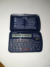 Webster's Spelling Corrector Plus 1994-97 Ncs-101 - Tested Working