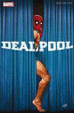 Deadpool (2016) #8 Movie-Variant alemán nakayama (13) Wade Wilson serie nueva