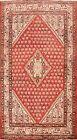 Vintage Paisley Traditional Handmade Wool Area Rug Geometric Oriental Carpet 4x7