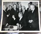 President Lyndon Johnson White House Photo March 20, 1964 Photograph 8 X 10