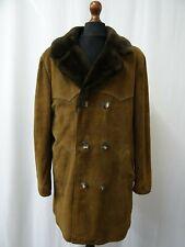 Men's Sheepskin Coat 42 Chest Medium