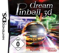 Dream pinball 3d [NDS] - Multilingual [e/F/G/I/S]