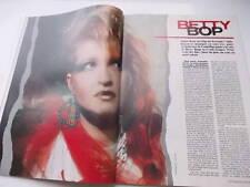 Best_n.206_1985_CYNDI LAUPER_MADONNA Ciccone_VANITY_R.E.M._music PSYCHEDELISM