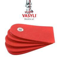 Vasyli Heel Raise | Pack of 5 Pairs | Achilles & Leg Length Treatment, FREE POST