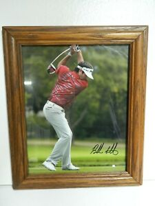 Bubba Watson AUTOGRAPHED Picture