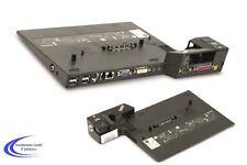 IBM LENOVO Docking Station Replikator 2504 T60 T61 R60 R61 T400 T500 Z61m Z61 p