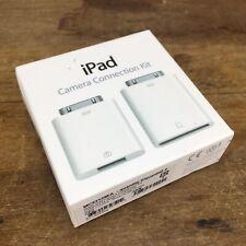 Original Apple iPad conexión de la Cámara & Kit de lector de tarjetas SD para iPad & iPad 2 Nuevo