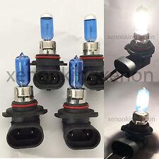 Combo 9006-HB4 9005-HB3 100/100W White Xenon Halogen Headlight #c5 Light Bulbs