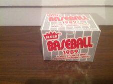 1989 Fleer Update Baseball Set Factory Sealed
