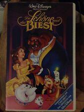 Disneys Die Schöne und das Biest VHS