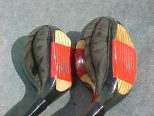 Left Hand LH Ping Karsten 1 Golf Clubs Woods set Refinish Driver & 5 w New Grips