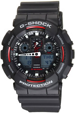 CASIO  G-Shock GA-100-1A4  Men's  Watch 200M Diver  GA100