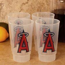 Los Angeles Angels Plastic Tumblers 4 Pack Cups