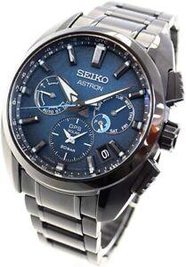 2021 SEIKO ASTRON GPS Solar Global Line Sports 5X TI SBXC105 Limited Men's Watch