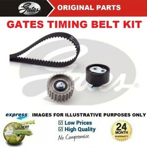 GATES TIMING BELT KIT for FIAT DUCATO Box 120 Multijet 2.3D 2006->on