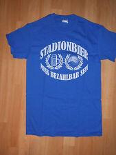 Lorbeerkranz Fussball Bier T-Shirt Ultra Fussballfan Kicken Stadion Fan Hool S