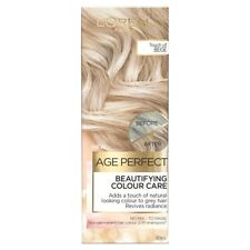 L'Oreal Age Perfect Colour Care Warm Gold Grey Hair Toner