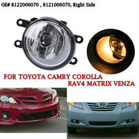 Fog Driving Light Fog Lamp LEFT Fits LEXUS IS250//350 TOYOTA Auris RAV4 2005-2013