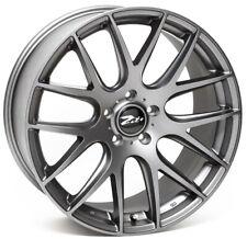 """Alloy Wheels 18"""" Zito 935 Grey Matt For Mercedes M-Class ML [W163] 97-05"""