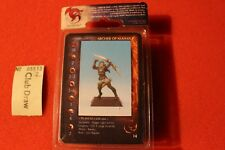 Rackham Confrontation Archer of Alahan BNIB New OOP Metal Lions Archers Figures