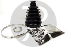 PEUGEOT 307 2.0 16V Sport transmission hub nut & cv joint boot kit 01 & gton