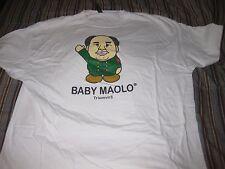 Triumvir Baby Maolo China Chinese Dictator Mao Zedong T-SHIRT SZ XL