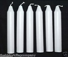 Candles - (set of 6) - For Lanterns - Civil War - Revolutionary War