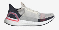 Adidas Ultra Boost 19 Clear Brown White Chalk Pink B37705 Mens Running Shoes 8.5