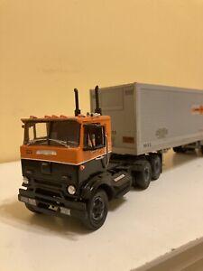 1/32 GMC Cracker Box Cabover Model Truck Cooper Jarrett