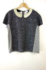 Anthropology Short Sleeve Jumper