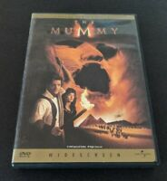 The Mummy (DVD, 1999, Collectors Edition) Starring Brendan Fraser. Action Epic!