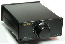 GOLDPOINT SA1X-47 BALANCED STEREO LEVEL CONTROL (XLR)