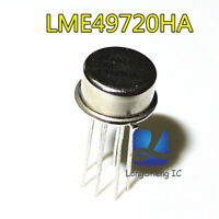 1PCS LME49720HA TO-99 (CAN-8) Audio Operational Amplifier IC LME49720HA new